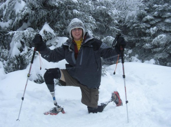 Walking in a Winter Wonderland: Navigating Winter Weather with Your Lower Limb Prosthesis